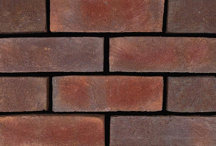 example of the smooth faced brick